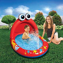 Banzai Spray-N-Play Crab Pool