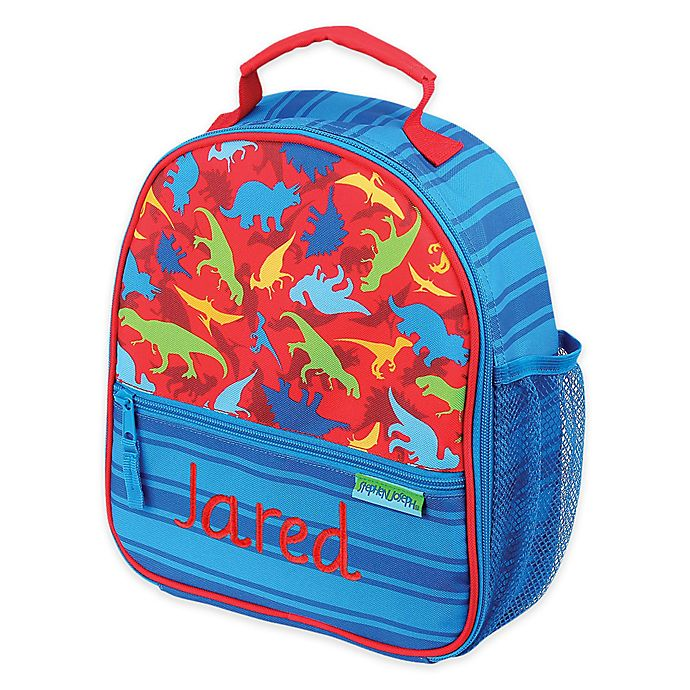 Alternate image 1 for Stephen Joseph® Dinosaur Print Lunchbox