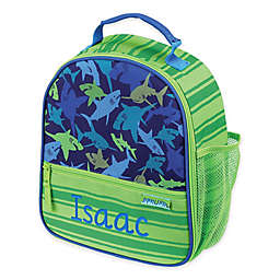 Stephen Joseph® Shark Print Lunchbox