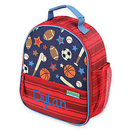 Stephen Joseph Sports Print Lunchbox