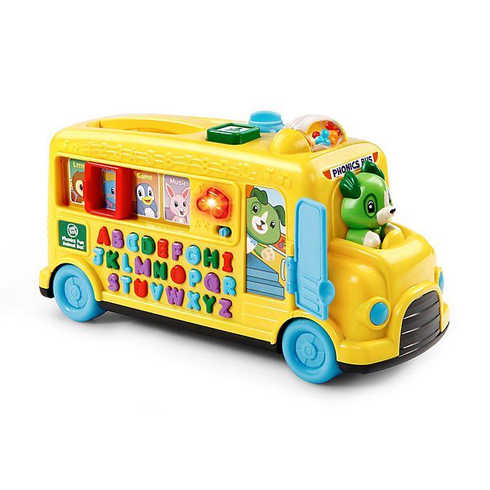 Alternate image 1 for Leapfrog® Phonics Fun Animal Bus