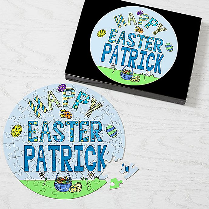 Alternate image 1 for Happy Easter 68-Piece Puzzle