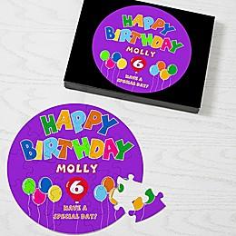 Happy Birthday 26-Piece Puzzle