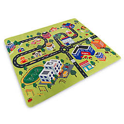 Hey! Play! City Foam Baby Play Mat