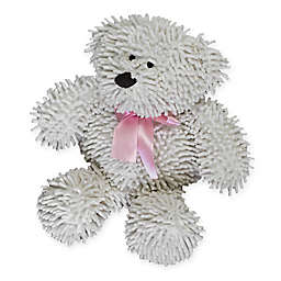Pam Grace Creations Nubby Elephant Plush Toy in Grey