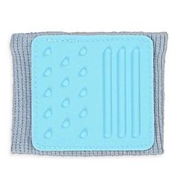 Teething Armour Teething Wrist Band in Grey/Aqua