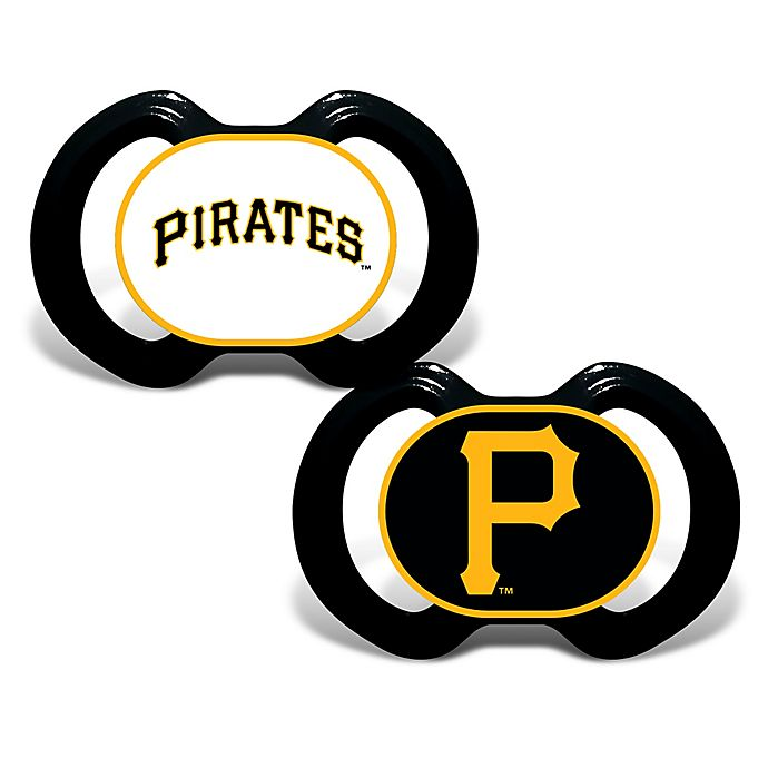 huge selection of 114a7 9e1c4 Baby Fanatic® Gen. 3000 MLB Pittsburgh Pirates 2-Pack ...