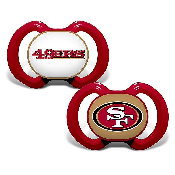 more photos 51763 e5a2a Baby Fanatic® Gen. 3000 NFL San Francisco 49ers 2-Pack ...