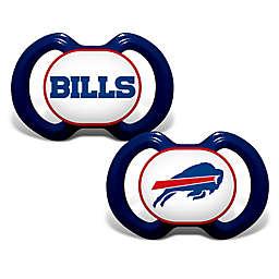 Baby Fanatic® Gen. 3000 NFL Buffalo Bills 2-Pack Pacifiers