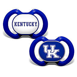 Baby Fanatic® Collegiate 2-Pack Orthodontic Pacifiers Collection