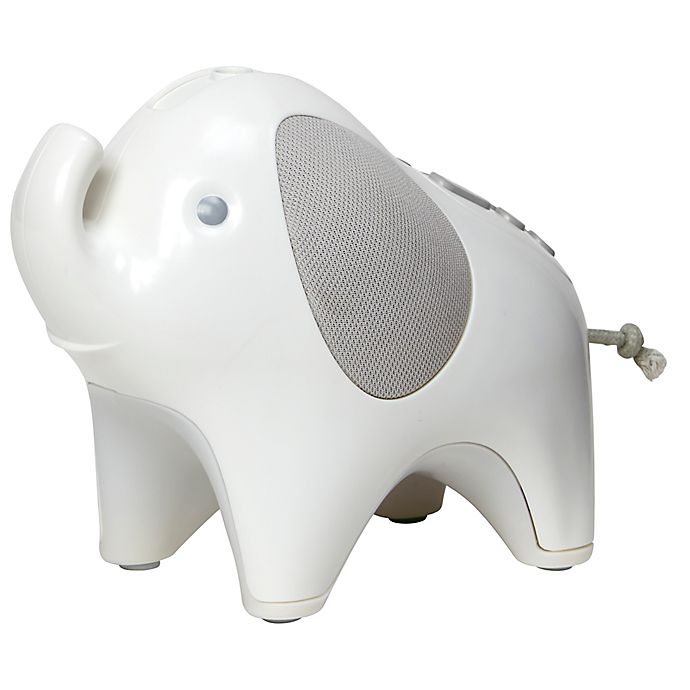 Alternate image 1 for SKIP*HOP® Moonlight & Melodies Elephant Nightlight Soother