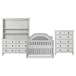 Julienne Nursery Furniture Collection in Antique Grey Mist