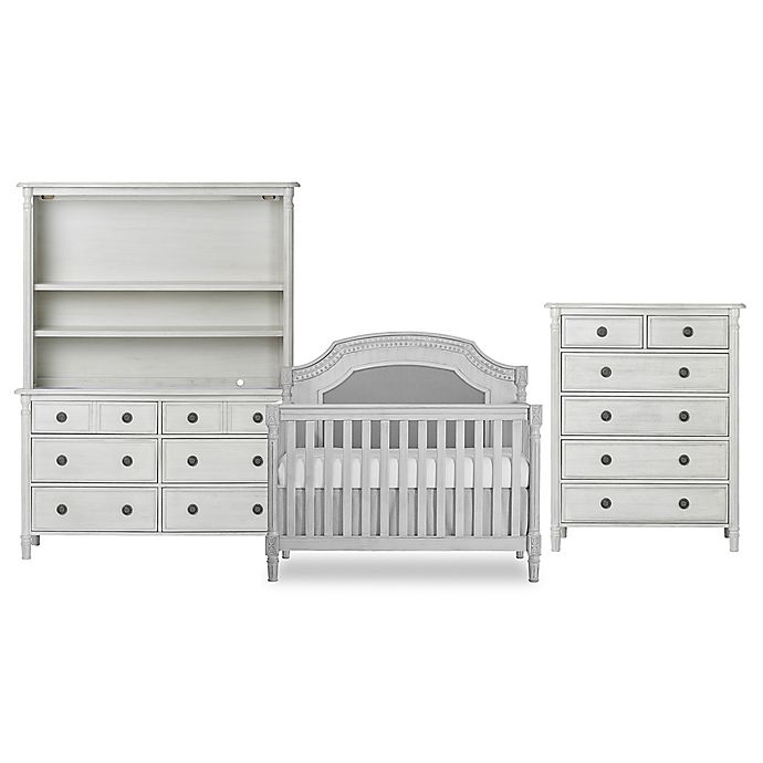 Alternate image 1 for Julienne Nursery Furniture Collection in Antique Grey Mist