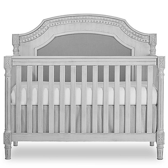 Alternate image 1 for Julienne 5-in-1 Convertible Crib in Antique Grey Mist