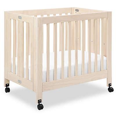 Mini Portable Cribs Material Wood Metal Buybuy Baby