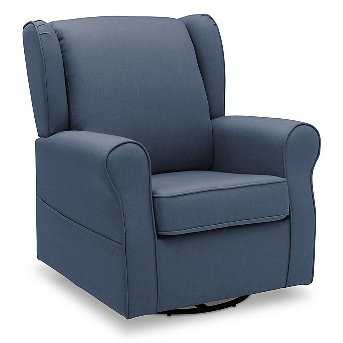 Alternate image 1 for Delta Children Reston Glider Swivel Rocker