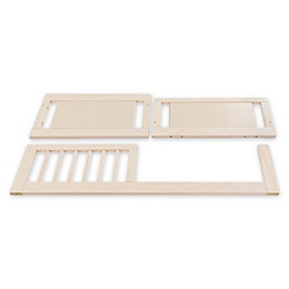 Babyletto Junior Bed Conversion Kit in Washed Natural