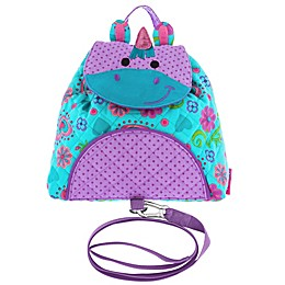 Stephen Joseph® Unicorn Little Buddy Bag with Safety Harness
