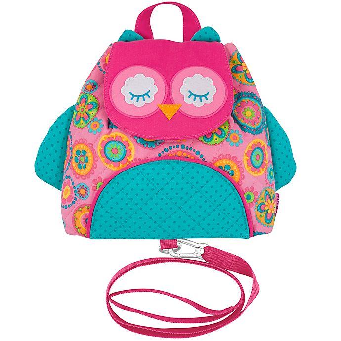 c013f077cbb5 Stephen Joseph® Owl Little Buddy Bag with Safety Harness | buybuy BABY