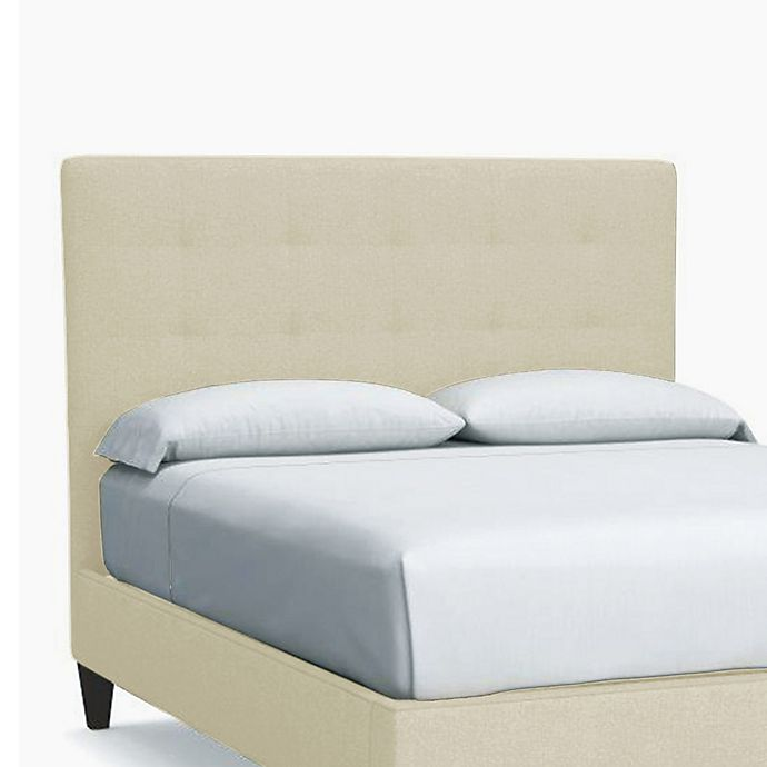 Alternate image 1 for ED Ellen DeGeneres Crafted by Thomasville Almont King Headboard in Cream