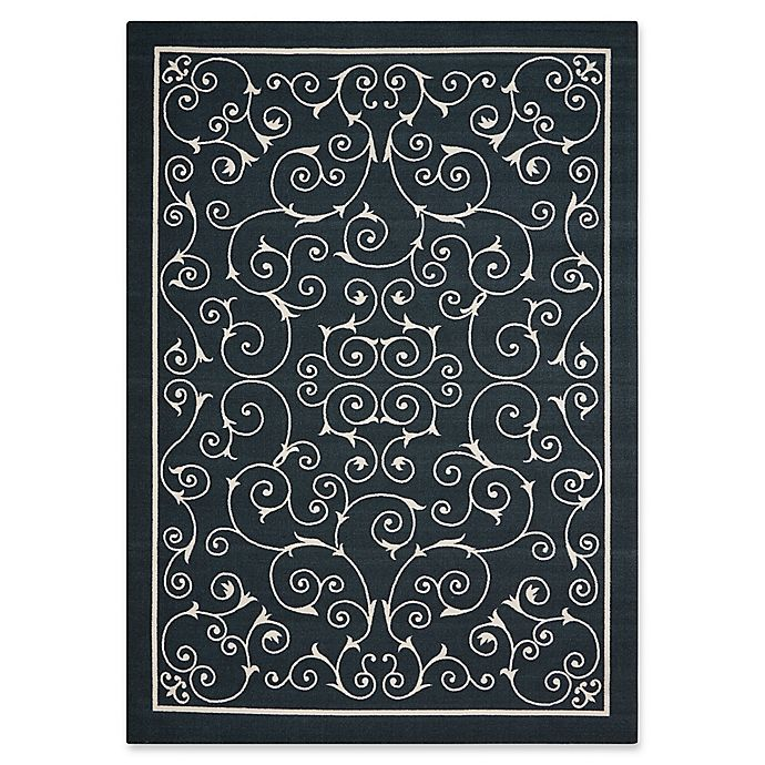 Alternate image 1 for Nourison Home & Garden Indoor/Outdoor Area Rug