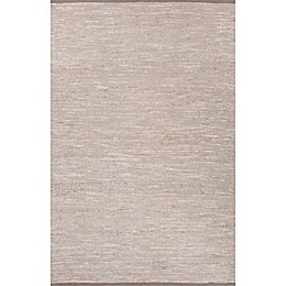 Nikki Chu by Jaipur Living Vega Subra Drizzle Rug in Grey