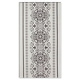 Soft Modern Reversible Rug in Venetian