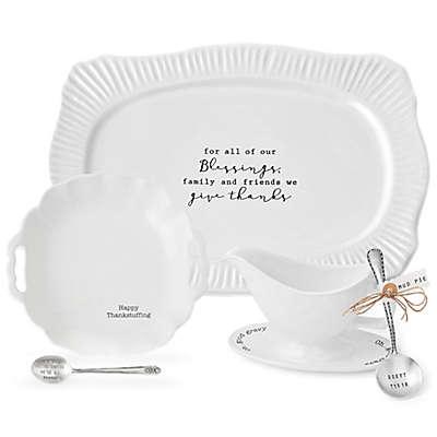 Mud Pie® Circa Thanksgiving Serveware Collection