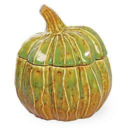 Boston International Autumn Days Pumpkin Jar