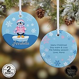 Precious Moments® Penguin Christmas Ornament