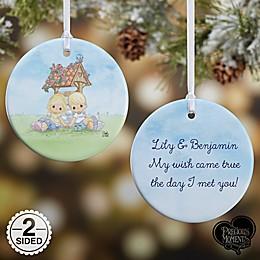 Precious Moments® Wishing Well Christmas Ornament