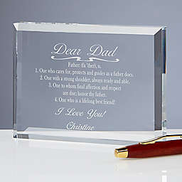 Nobody Like You Engraved Keepsake