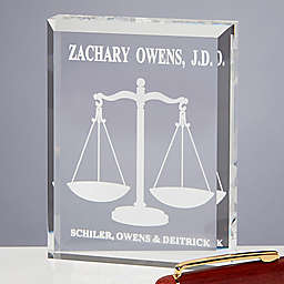The Lawyer Paperweight