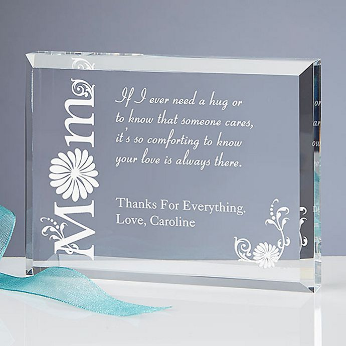 Alternate image 1 for A Mother Like No Other Engraved Keepsake