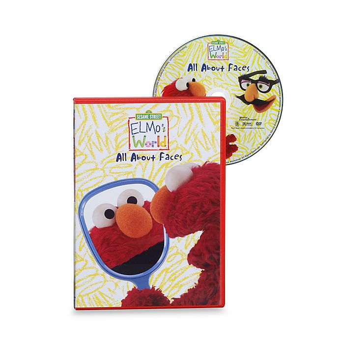 f9fe6348 Sesame Street® Elmo's World in All About Faces DVD | buybuy BABY