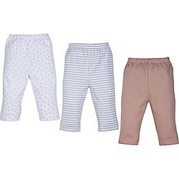 MiracleWear 3-Pack Printed Pants