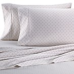 Heartland® HomeGrown™ Dot 400-Thread-Count Sateen King Sheet Set in Taupe