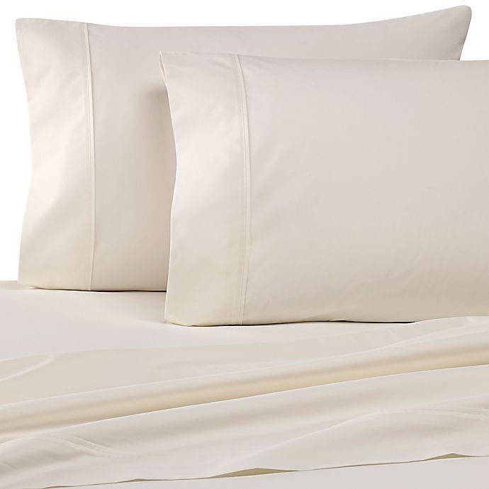 Alternate image 1 for Wamsutta® Dream Zone® 500-Thread-Count PimaCott® Twin Sheet Set in Ivory