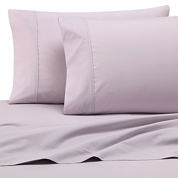 Alternate image 1 for Wamsutta® Dream Zone® 500-Thread-Count PimaCott® California King Sheet Set in Lilac