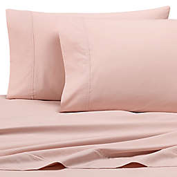 Wamsutta® Dream Zone® PimaCott® 500-Thread-Count Twin XL Sheet Set in Dusty Rose