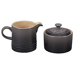 Le Creuset® 2-Piece Cream and Sugar Set