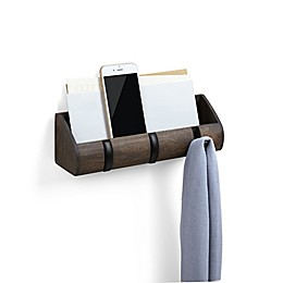 Umbra® Cubby Flip 3-Hook Mini Organizer