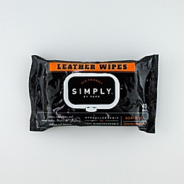 Simply by Papo 40-Count Leather Wipes