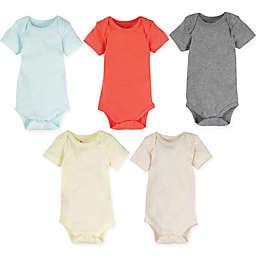 MiracleWear 5-Pack Baby Basic Bodysuits