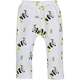 MiracleWear Panda Pant in Green/White