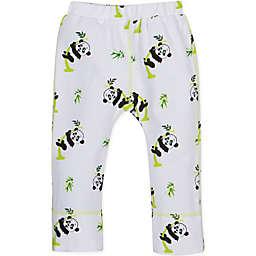 MiracleWear Size 12M Panda Pant in Green/White