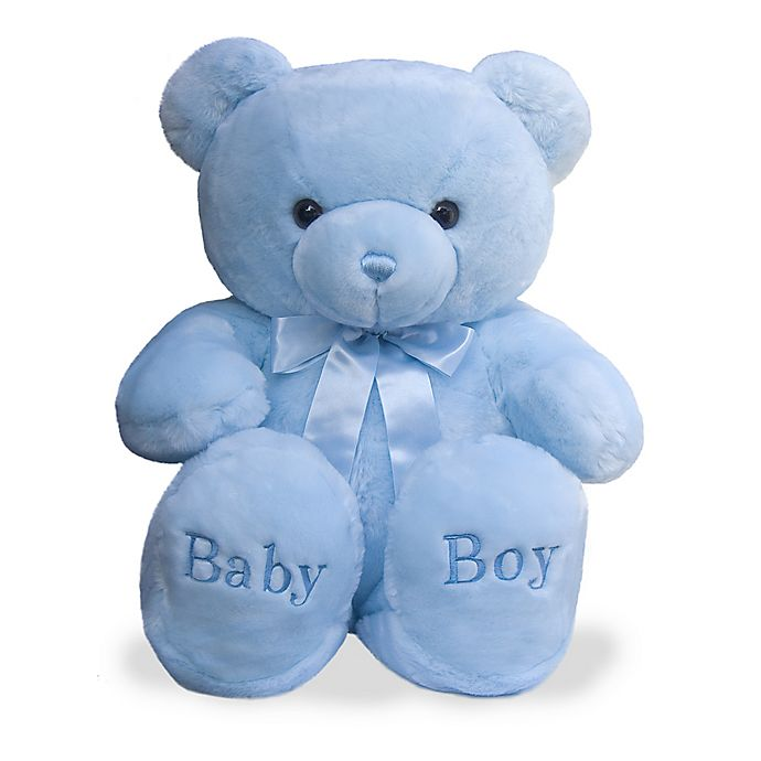 Alternate image 1 for Aurora World® Comfy X-Large Teddy Bear in Blue