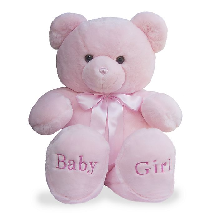 Alternate image 1 for Aurora World® Comfy X-Large Teddy Bear in Pink