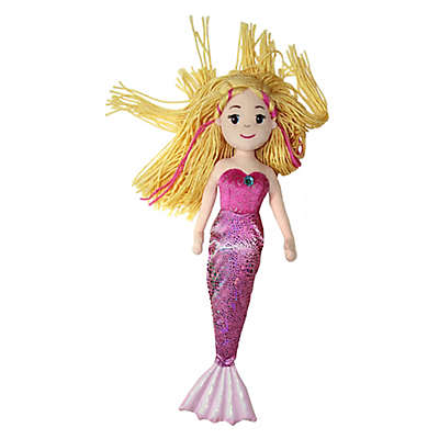 Aurora World® Marinna Mermaid Plush Toy