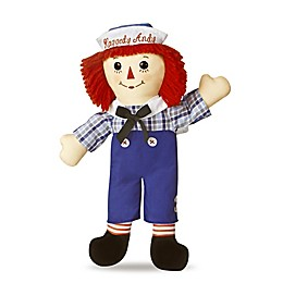 Aurora World® Raggedy Andy Plush Toy